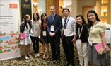 August 2016- with family medicine residents and Associate Professor Tan Boon Yeow during a recent visit to Singapore